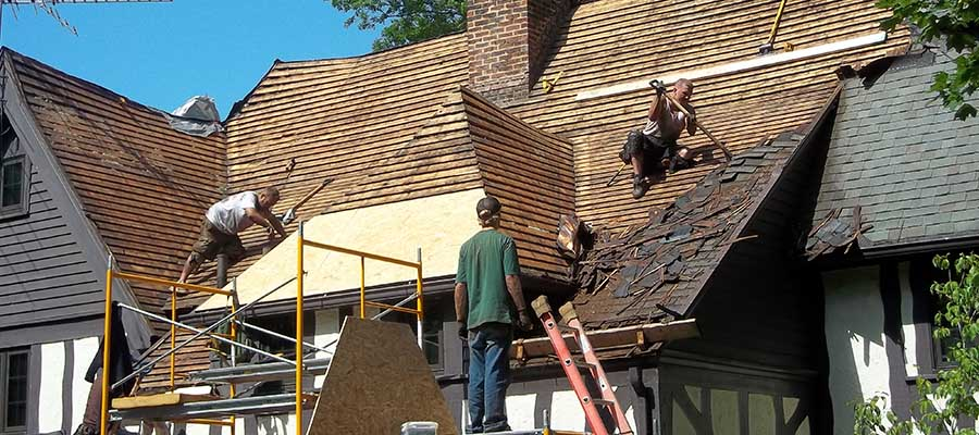Roofing Restoration